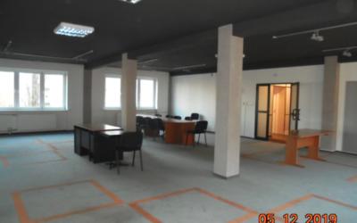 Do wynajęcia lokal biurowy w budynku przy ul. Wolskiej 84/86.